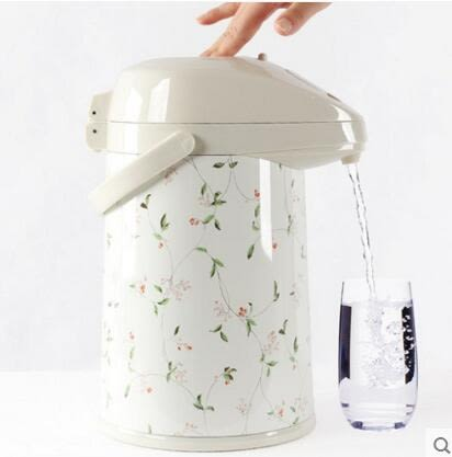 氣壓式熱水瓶家用保溫壺暖壺保溫水壺玻璃內膽