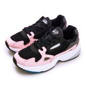 LIKA夢 ARNOR 輕量時尚復古慢跑鞋 精彩潮流老爹鞋系列 黑粉白 92003 女