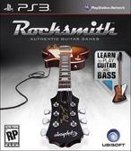 PS3 Rocksmith Guitar and Bass 搖滾史密斯 吉他和貝斯(美版代購)