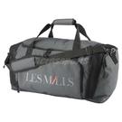 Reebok 旅行袋 Les Mills 男女款 大容量 行李袋 肩背包 斜背包 手提包 包包 灰 黑 【PUMP306】 DN5790