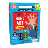 [KLUTZ] JR.Hand Art 小手藝術家(幼兒的手部繪畫/著色學習/顏色概念)