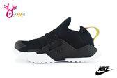 NIKE Huarache Extreme 武士鞋 中童 免綁帶 休閒運動鞋 O7200#黑金◆OSOME奧森童鞋