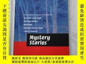 二手書博民逛書店Macmillan罕見Literature Collections Mystery StoriesY38529
