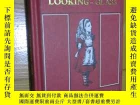 二手書博民逛書店Through罕見the Looking Glass: The Little Folks'Edition (袖珍本