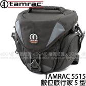 TAMRAC 達拉克 5515 相機包 (24期0利率 免運 國祥貿易公司貨) Travel Zoom 數位旅行家 5 型 三角包 槍型包