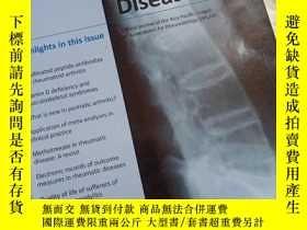 二手書博民逛書店international罕見journal of rheumatic diseases 2010 4Y277