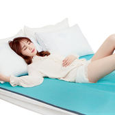 涼蓆 / 台灣製【6D環繞氣對流透氣涼蓆】兒童款 (60×120cm) 床墊/涼墊/和室墊/露營可用-沐眠家居