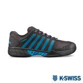 K-SWISS Hypercourt Express輕量網球鞋-男-鐵灰/藍
