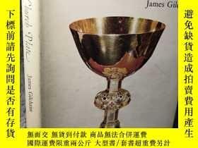 二手書博民逛書店ANGLICAN罕見CHURCH PLATE 大量插圖版 帶書衣Y277653 JAMES GILCHRIST