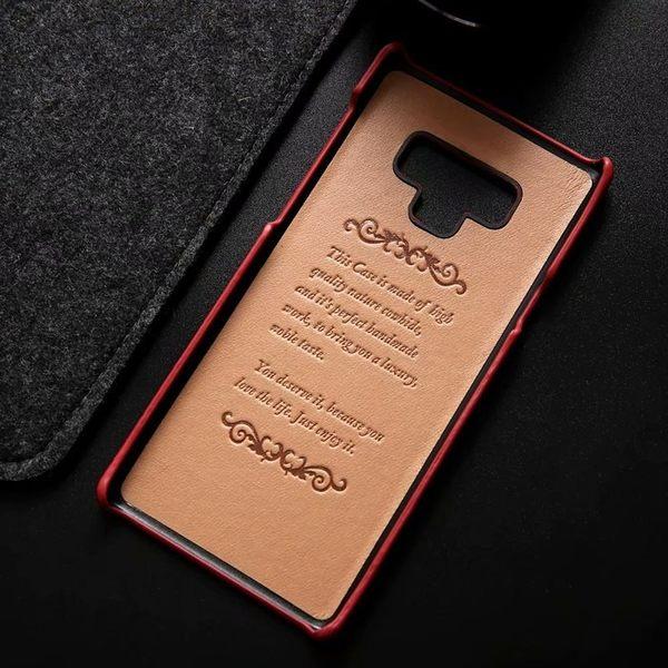 三星 Galaxy Note9 手機殼 真皮鱷魚紋 牛皮後殼 N9600 保護套 真皮 保護殼 手機後蓋 手機套