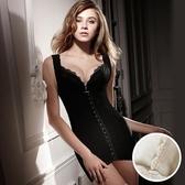 LADY 纖體塑身系 重機能美型束裙(膚色)
