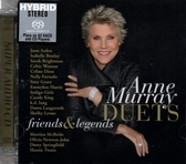 【停看聽音響唱片】【SACD】Anne Murray DUETS:friends&legends