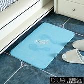 硅藻泥腳墊浴室吸水防滑墊衛生間門口家居腳墊硅藻土吸水腳墊[【全館免運】]