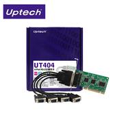 登昌恆 UT404 4-Port RS-232擴充卡