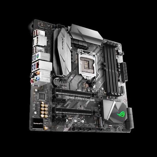 華碩 ROG STRIX Z370-G GAMING(M-ATX/1H1P/M.2/i網/註五年)【刷卡含稅價】