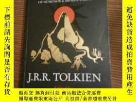 二手書博民逛書店unfinished罕見talesY115089 J.R.R.t