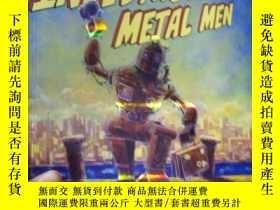 二手書博民逛書店The罕見Indestructible Metal MenY15