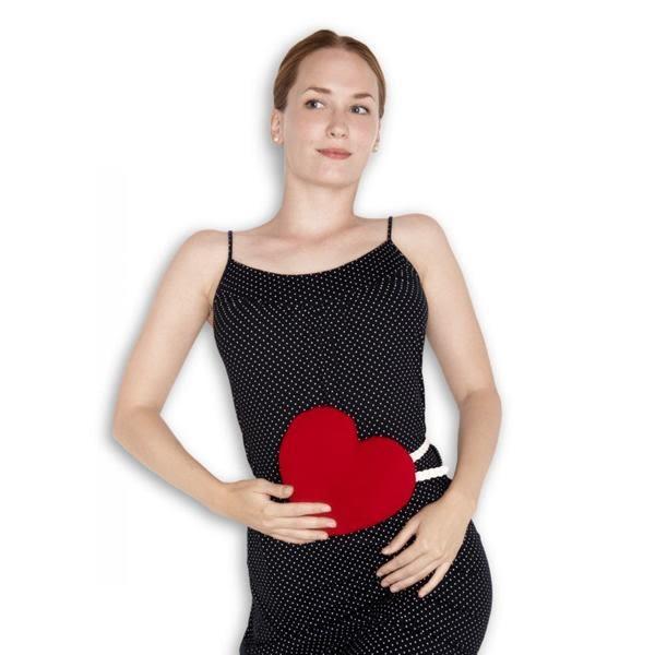 LESCHI Warming Pillow - Warming Heart 身體局部熱敷 / 冷敷袋 - 愛心造型