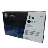 福利品 Q6511A HP 11A 原廠黑色碳粉匣 適用 HP LaserJet LJ2400/LJ2410/LJ2420/LJ2420d/LJ2430t/LJ-2400/LJ-2410/LJ-2420