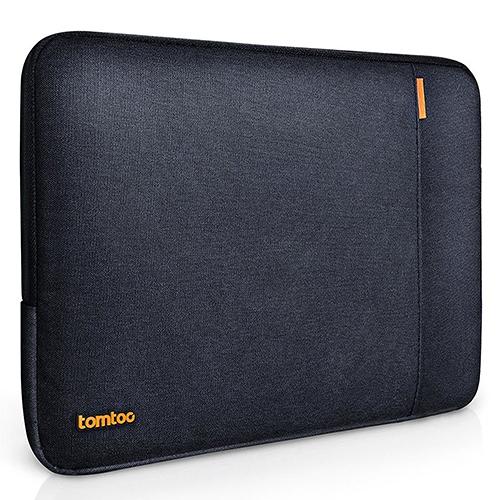 【美國代購】Tomtoc 360° 防摔保護 Laptop Sleeve for MacBook Pro 15 inch (2016/2017新款)-黑藍色