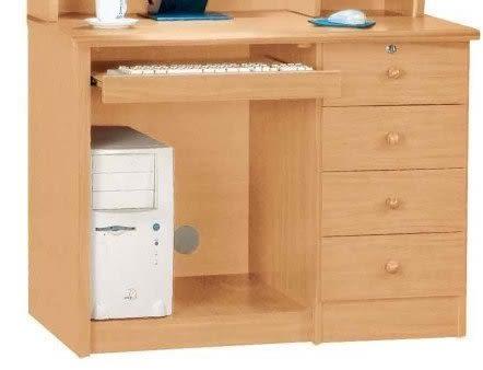 8號店鋪 森寶藝品傢俱 c-02 品味生活 書房 書桌系列552-4 3.5尺四抽電腦桌(下座)