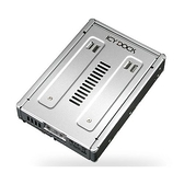 [富廉網] ICY DOCK MB982IP-1S-1雙通道 2.5吋轉3.5吋 SAS HDD & SSD 轉接盒