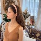 頭飾 簡約ins超仙洗臉髮卡壓髮韓國髮箍少女網紅外出頭飾頭箍仙女可愛