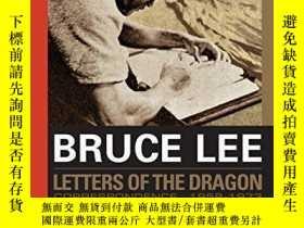 二手書博民逛書店Letters罕見Of The DragonY256260 Bruce Lee Tuttle Publishi