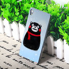 sony Xperia Z3+ E6553 Z3 Plus Z4 手機殼 軟殼 保護套 Kumamon 熊本熊