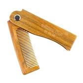 梳子 綠檀木梳子