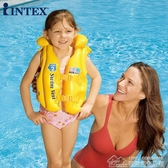 兒童救生衣 浮力背心嬰兒游泳裝備寶寶水上馬甲漂流泳衣泳圈 居樂坊生活館YYJ