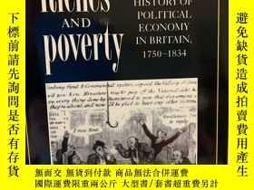 二手書博民逛書店Riches罕見and Poverty: An Intellec