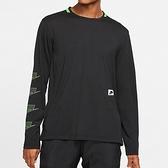 Nike AS M Dry Top LS PX 男 黑 訓練 運動 休閒 長袖 BV4539-010