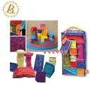 【美國B.Toys】 寶寶軟積木(羅馬城堡) 1049元