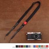 cam-in可調長度照相機背帶 黑卡理光微單相機帶肩帶掛脖掛繩CS172 交換禮物