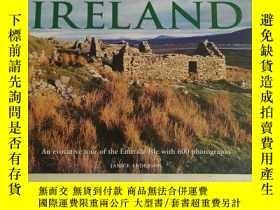 二手書博民逛書店A罕見CELEBRATION OF IRELAND【原版銅版彩印】Y180607 Janice Anderso