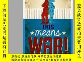 二手書博民逛書店This罕見Means War!Y362136 Photo Credit: Ell... Simon &amp