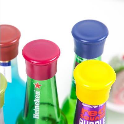 【限時5折】WaBao 紅酒瓶塞 啤酒瓶塞 矽膠保鮮瓶蓋 =G05162=