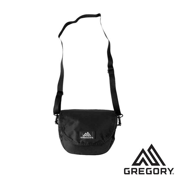 【美國 GREGORY】LAUGHING SHOULDER XS斜背包 2.5L『黑』G138625  休閒 旅遊 側背包