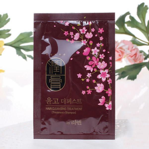 ReEn 潤膏 yungo 洗護2合1洗髮精-10ML【櫻桃飾品】【21816】