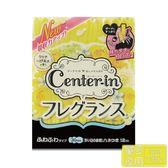 【日本Center-In】花香幸福乾爽 量多夜用_30cm (12枚入)