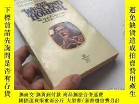 二手書博民逛書店THE罕見WEST END HORROR【英文原版】1977版Y8147 出版1977