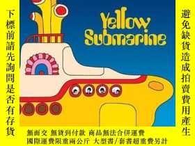 二手書博民逛書店Yellow罕見SubmarineY256260 The Beatles Candlewick 出版2012