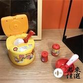 家家酒玩具兒童玩具迷你電飯鍋仿真廚房電飯煲【君來佳選】