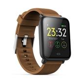 【JSmax】JSmax SW-Q9 旗艦款智慧健康運動管理手錶(運動咖啡色