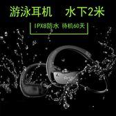mrice/米粒 Mrice S3游泳防水耳機頭戴式運動MP3無線游泳藍芽耳機 igo生活主義