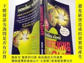 二手書博民逛書店frightening罕見light:可怕的光.Y200392