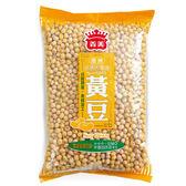 義美非基因改造黃豆(500g/包)*6包 【合迷雅好物超級商城】