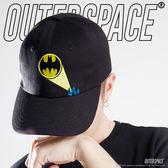 OUTER SPACE X DC正義聯盟-呼叫!蝙蝠俠復古帽(台灣限定)