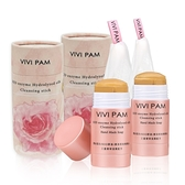 VIVI PAM SOD酵能蠶絲蛋白洗顏棒二件超值組65gx2